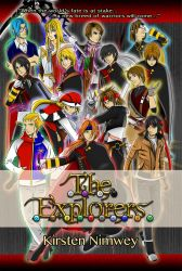 The Explorers (Tagalog Edition) by kirstennimwey