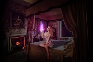Pink Room by Atroksia-Photography