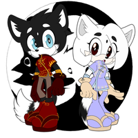 Yin and Yang~ADOPT~ PRICE LOWERED (On HOLD) by Yumiichu