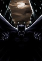 I am The Night by ChillCynic