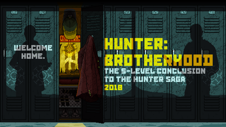 HUNTER: BROTHERHOOD - Campaign Teaser #1 by THELEGOMack