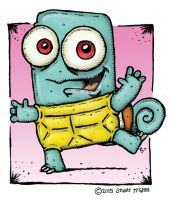 Squirtle by stuartmcghee