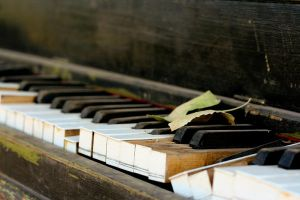Piano by Doegirl