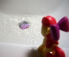 Swimming 'Accident' by Glamador
