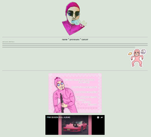 Pink Guy Code f2u NON-CORE by C0SM0CAT