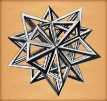 Dodecahedro - Dodecahedron by MH-Tormentosa