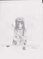 Hanako pool by Ryder-Sechrest
