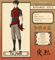 Tai Feng by name-space