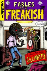 Fables of the Freakish by OuthouseCartoons