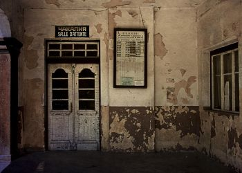 Salle d'attente by StreetOfEarlySorrows