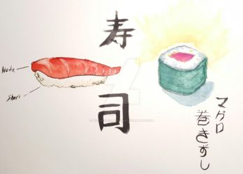 Sushi by BelovedlessUnBlind