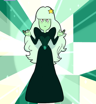 Emerald Redesign by StainedUsagi