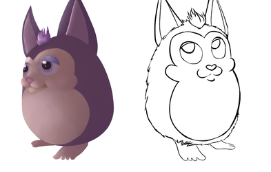 Tattletail {Read the description please} by thetwinsisters
