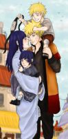The Uzumaki Family by girlUnknown
