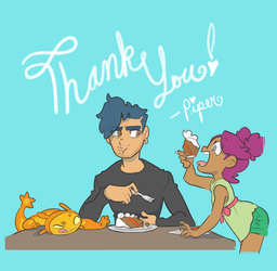 SC: Thank You All for the Birthday Wishes! by Dream-Piper
