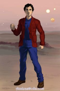 Clark Kent (Smallville) by suburbantimewaster