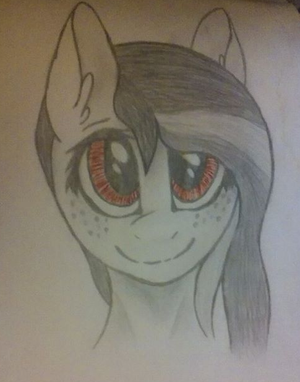 Detailed Drawing by AnthonySaysWhat