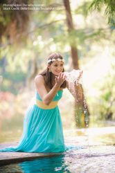 Water Goddess.8 by Della-Stock