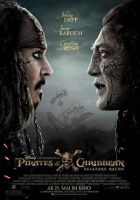 New Pirates of the Caribbean 5 International Poste by Artlover67