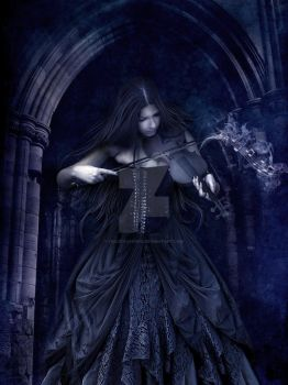 Gothic Vision by FrozenStarRo