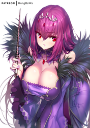 Scathach=Skadi by Hong-BsWs