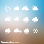 Weather Icons by Philoow