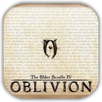 Oblivion Game Icon 2 by Wolfangraul