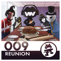 Monstercat Reimagined Album Art 009: Reunion by petirep