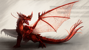 SoC: Contract Records- Dragon by dragoonwys