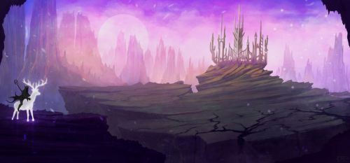Spiritual Travel (time-lapse video) by DaisanART
