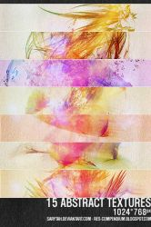 15 abstract textures by Sarytah
