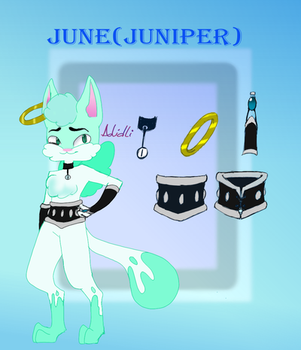 June ref- Domain by Alidli