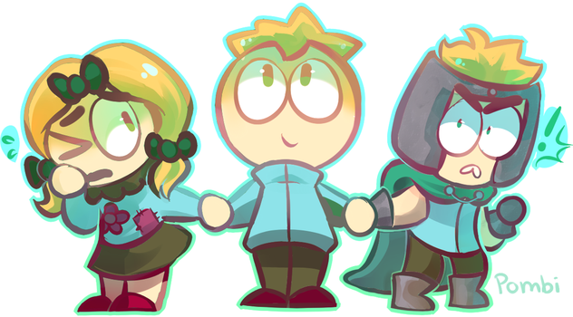 SP: Bunch of Butters by ivymaid