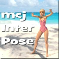Brand new script for Daz Studio ! mix 2 poses by mCasual