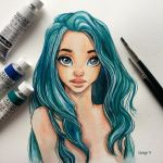 Mermaid by Sherlaya