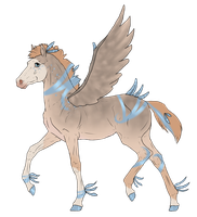 N3154 Padro Foal Design for DarkestNation by casinuba