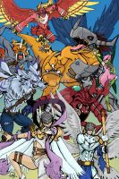 Digivolve into ULTIMATE by tiikay