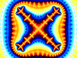 Metaphase Knobby Cross 4th Order by stardust4ever