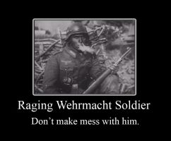 Raging Wehrmacht by finalverdict