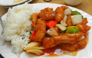 Sweet and Sour Chicken by little-wallflower18