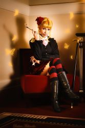 The Golden Witch Beatrice by IchigoKitty