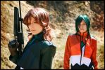 Gundam 00 -  soldiers by love-squad
