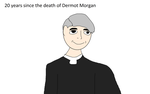 20 years since the death of Dermot Morgan by OffClaireBlue2001
