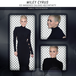 Photopacks Png's Miley Cyrus by InfinityDesigner