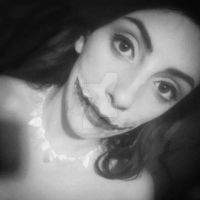 Black Dahlia- American Horror Story Makeup by CamilaCostaArt
