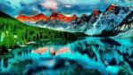 Rocky Mountain Dreamscape by montag451