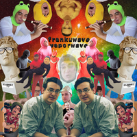 Filthy Frank Vaporwave by twistedwhiskercat