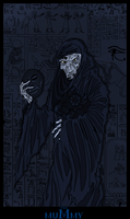 The Mummy by MobianMonster