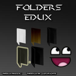 Folders By TheEdux98 by TheEdux98