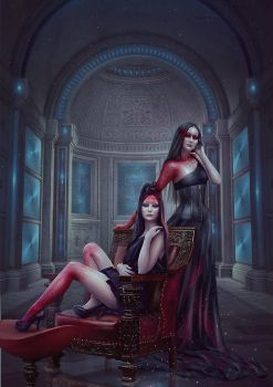 Blood Zodiac. Gemini by Vasylina
